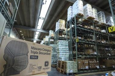 Projeto propõe isentar o ICMS de doações de EPIs para as eleições
