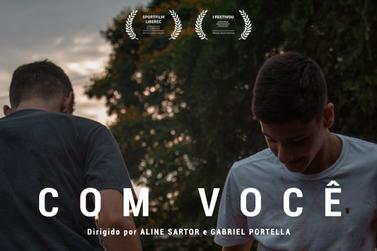 Filme mais assistido em festival tcheco de cinema é de dupla do oeste do Paraná