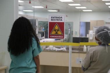 Estado soma 585.135 casos de Covid-19. Foram vacinadas 257.305 pessoas