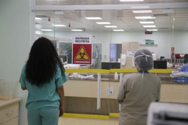 Estado tem 5.622 novos casos e 110 mortes. Já foram vacinadas 293.419 pessoas