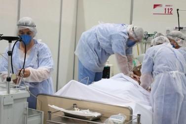 Paraná se aproxima de 600 mil infectados pelo Covid-19; mortos somam 10.817