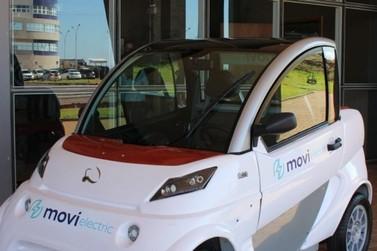 Empresa nacional iniciou produção de carros elétricos em Toledo