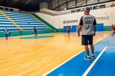 Sta Helena confirma participação no Campeonato Paranaense de Futsal Serie Bronze