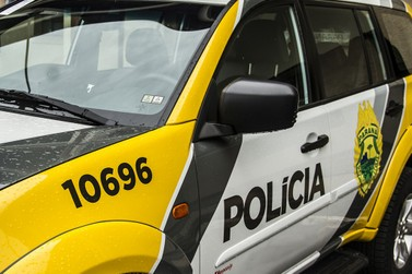Suspeito de atirar em cachorro é detido pela Polícia Militar em Santa Helena