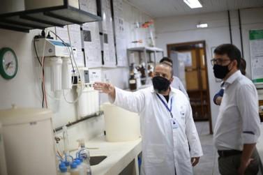 Unioeste desenvolve filtro que elimina odores de poluentes industriais