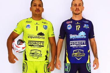 Santa Helena recebe hoje (15) o Foz Futsal pela estreia da Série Bronze 2021