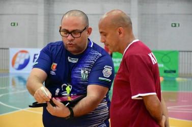 Técnico Cidrão testa positivo para Covid e está fora da estreia do SH Futsal