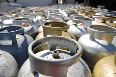 Gás de cozinha está 5,9% mais caro nesta segunda-feira