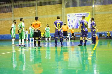 Jogo entre Foz Futsal e Santa Helena é adiado