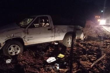 Jovem de 27 anos morre em acidente na estrada Marechal Rondon a Margarida
