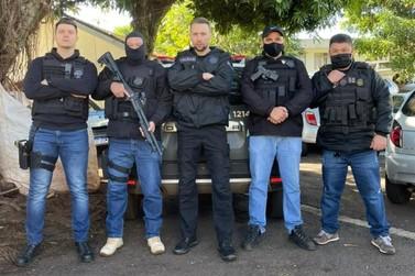 Polícia Civil cumpre mandado de prisão em Santa Helena
