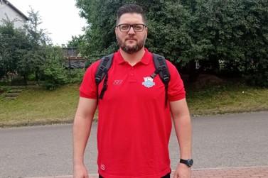 Santa-helenense é o novo preparador físico do Lubawa Futsal, da Polônia
