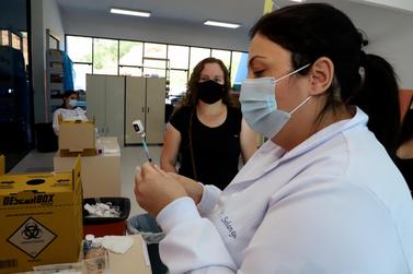 Seis meses após iniciar a vacinação, PR chega a 6,9 milhões de doses aplicadas