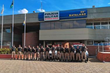 Concurso da Polícia Militar oferece 90 vagas para sul de Minas