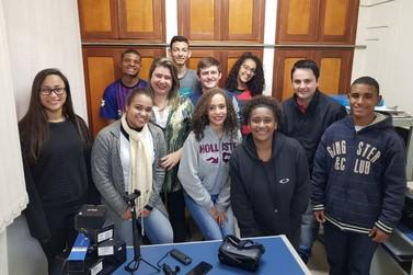 Filme produzido na Escola Sanico Teles é selecionado para projeto Cineasta 360º