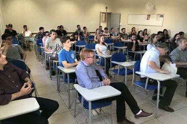 FAI e Intef recebem comitiva empreendedora do Paraná