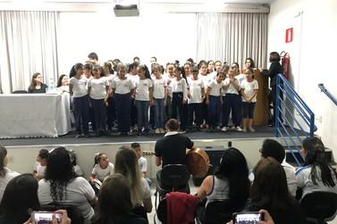 Lançamento do Pibid e Residência Pedagógica 2018 da FAI lota auditório do CP1