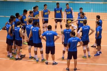 Voleibol Brasil recebe a Argentina para série de amistosos