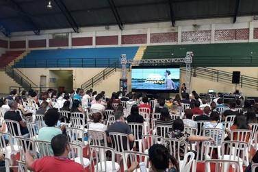 Com mais de 300 ações Festival Hack Town agita Santa Rita do Sapucaí