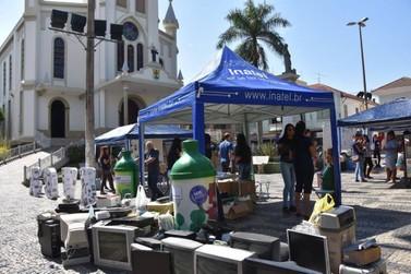 Santa Rita do Sapucaí recebe coleta de Lixo Eletrônico neste sábado, 22