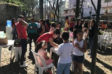 FAI participa de evento em prol do Hospital na Semana de Responsabilidade Social