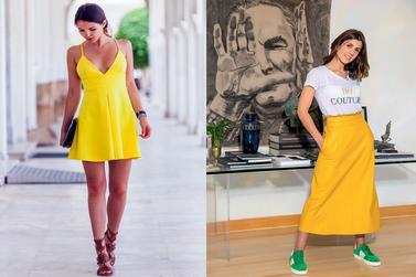 Coluna da Roni: O Amarelo é tendência para o verão 2019