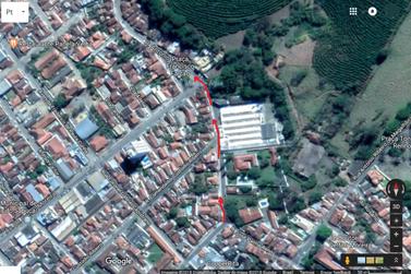 Prefeitura inicia mudança de sentido de mão em ruas do centro de Santa Rita