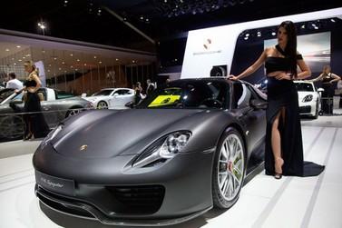 Salão do Automóvel reúne principais montadoras e lançamentos internacionais