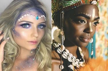 Coluna da Roni: Maquiagens para o Carnaval 2019