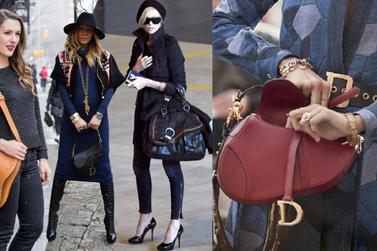 Coluna da Roni: Saddle bag – bolsa estilo sela é sucesso