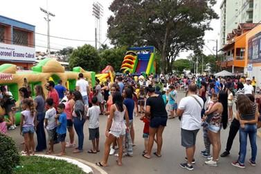 Sindvas comemora Dia do Trabalho com festa em três cidades do Sul de Minas