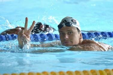 Lançamento da FAITEC 30 anos conta com palestra do atleta Cesar Cielo