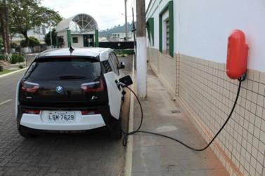 ETE-FMC disponibiliza ponto de abastecimento para carros elétricos em Sta. Rita