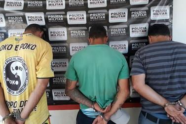 Denúncia anônima leva à prisão de caçadores de pássaros silvestres em Santa Rita