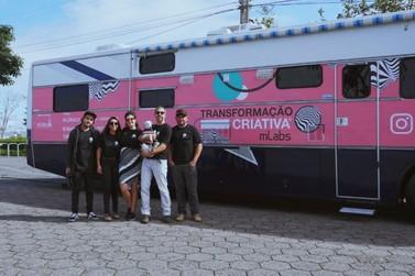 Expedição Transformação Criativa chega a Santa Rita do Sapucaí