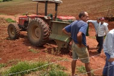 Patrulha Rural da Polícia Militar recupera tratores furtados em S. S. Bela Vista