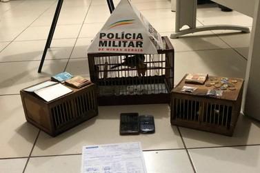 Caça ilegal: denúncia anônima ajuda Patrulha Rural na prisão de dois homens