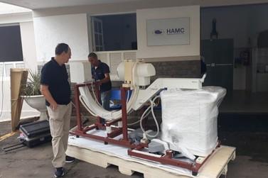 """Hospital Antônio Moreira da Costa ganha """"Arco cirúrgico"""""""