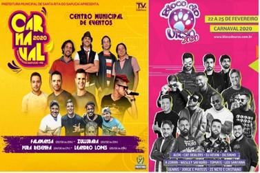 Carnaval 2020 em Santa Rita promete resgate de tradição e shows diversos