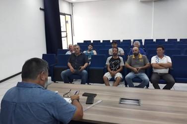 Secretaria de Trânsito reúne taxistas para definir operação no carnaval 2020