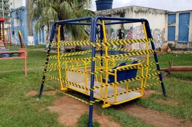 Covid-19: Dois casos suspeitos em Santa Rita e parques infantis fechados