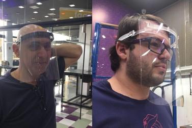 Covid-19: Vale da Eletrônica se mobiliza para produção de protetores faciais