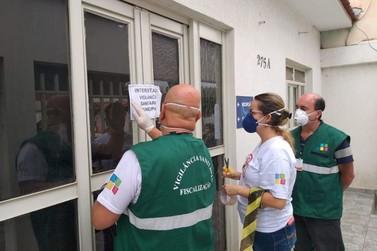 Interdição de clínica eleva para 136 o número de pessoas monitoradas em Sta Rita