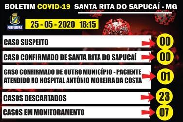 Novo formato do Boletim Epidemiológico de Santa Rita visa facilitar entendimento