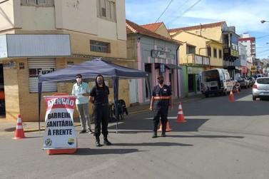 Santa Rita do Sapucaí fecha a semana com 10 casos confirmados de Covid-19