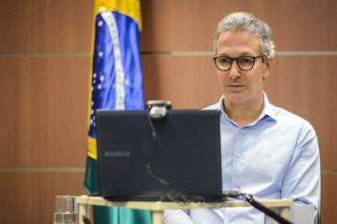Governador Romeu Zema ministra aula magna na abertura da Semana da FAI 2020