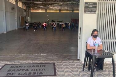 Atendimento Caixa para auxílio emergencial agora é no Salão Dom João Bergese