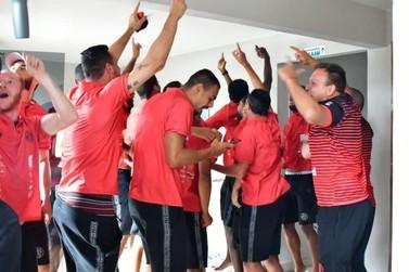 Pouso Alegre FC sobe à elite do campeonato mineiro