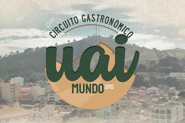 Circuito Gastronômico Uai Mundo é opção de final de ano em Santa Rita do Sapucaí