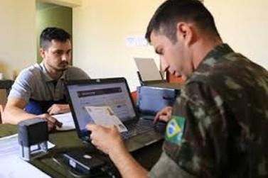 Reservistas do Exército, Aeronáutica e Marinha devem se apresentar